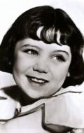 Actress Sybil Jason, filmography.