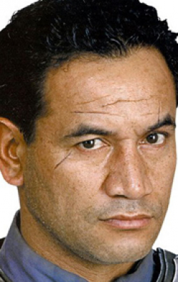 Actor, Director Temuera Morrison, filmography.