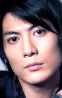 Actor Tetsuji Tamayama, filmography.