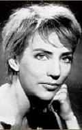 Actress Ursula Kubler, filmography.