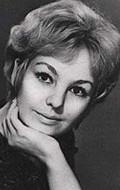 Actress Valentina Grishokina, filmography.