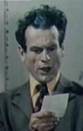 Actor Vasillaq Vangjeli, filmography.