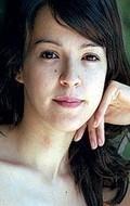 Actress Veronica Sanchez, filmography.