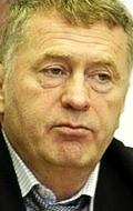 Actor Vladimir Zhirinovski, filmography.