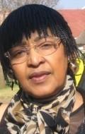 Winnie Mandela, filmography.