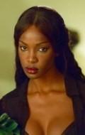 Actress Youma Diakite, filmography.