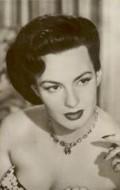 Actress Yvonne Sanson, filmography.