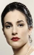Actress Zana Marjanovic, filmography.