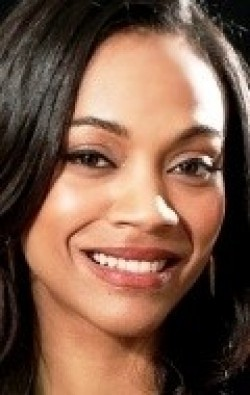 Actress, Director, Producer Zoe Saldana, filmography.