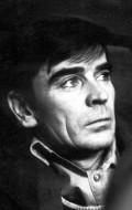 Actor, Writer, Director Zygmunt Malanowicz, filmography.