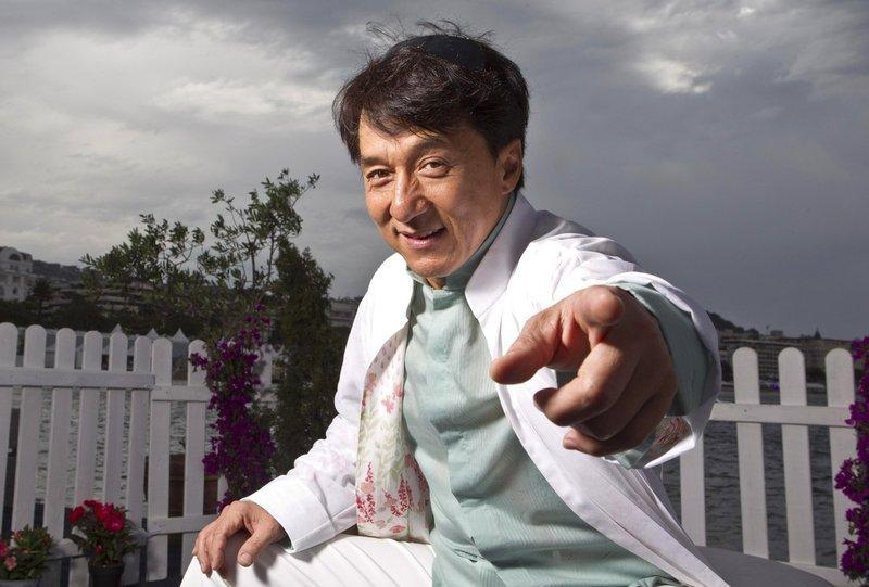 Photo №302 Jackie Chan.