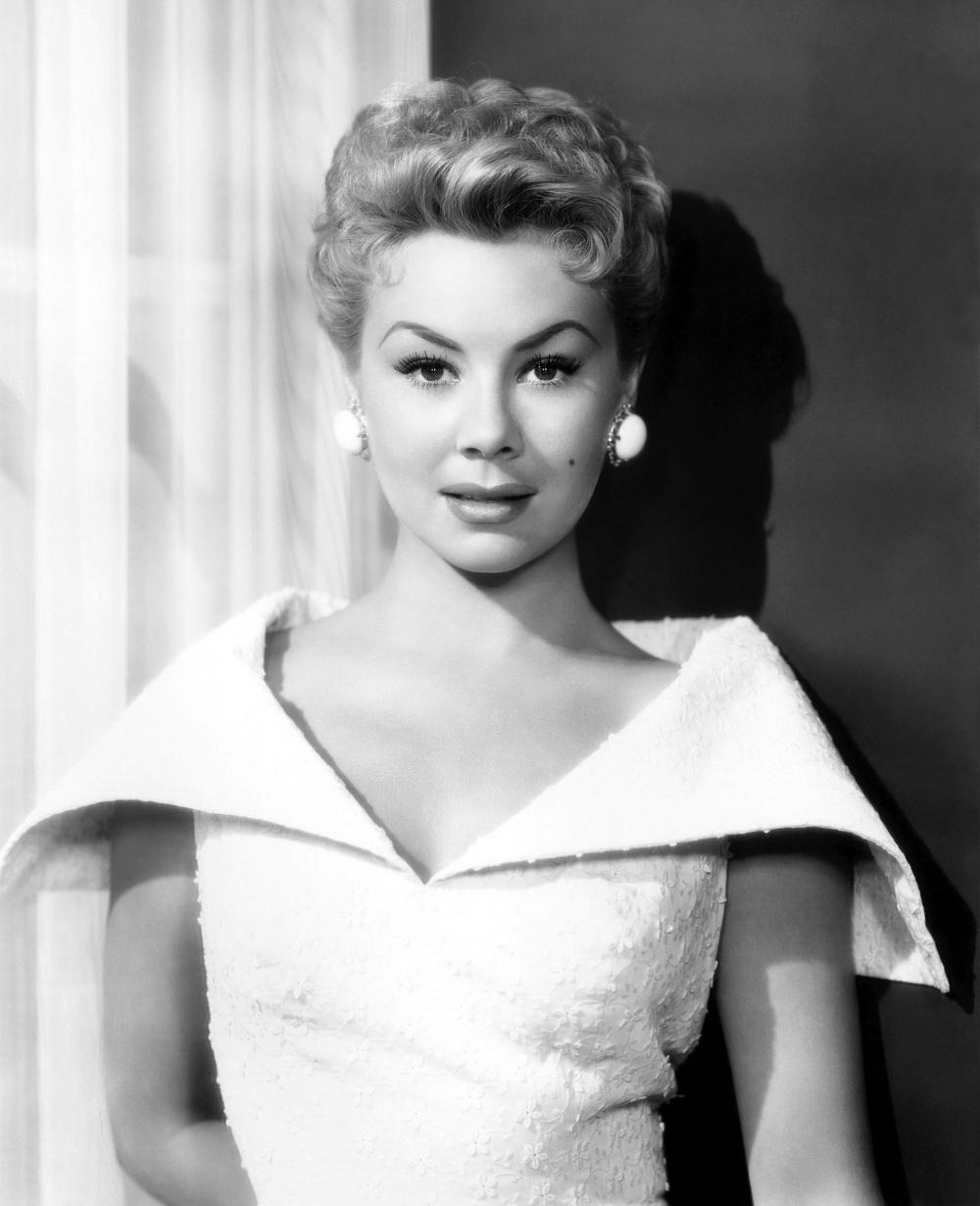 Photo №16744 Mitzi Gaynor.