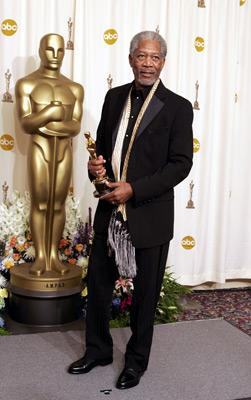Photo №317 Morgan Freeman.