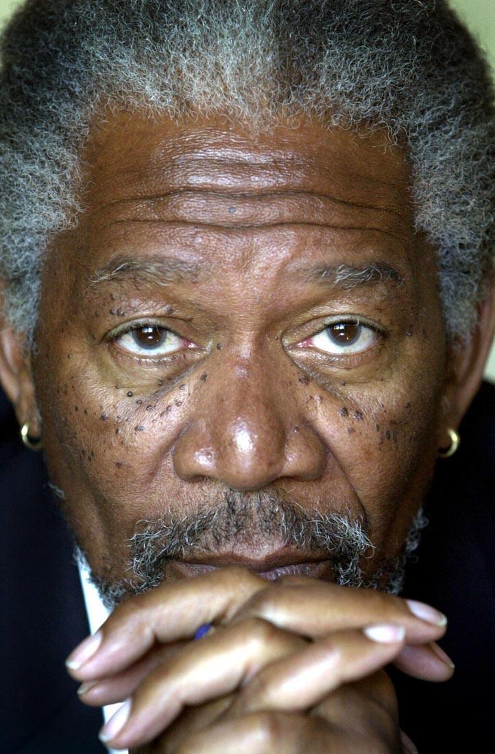 Photo №309 Morgan Freeman.
