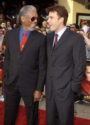 Photo №316 Morgan Freeman.