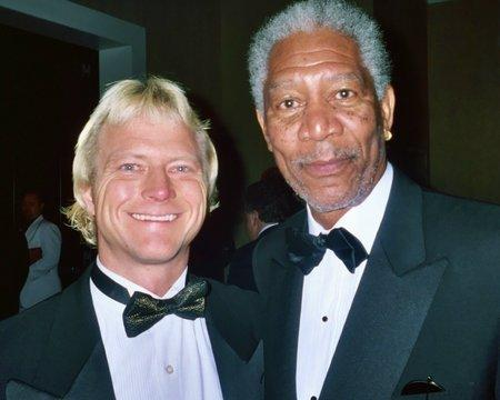 Photo №322 Morgan Freeman.