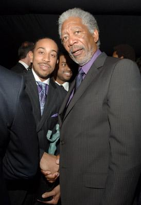 Photo №319 Morgan Freeman.