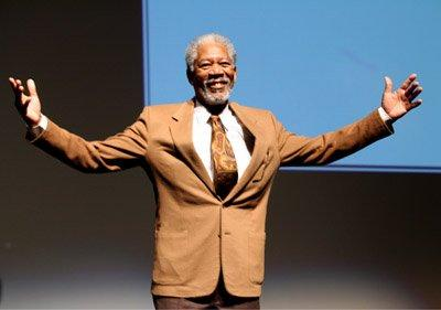 Photo №315 Morgan Freeman.