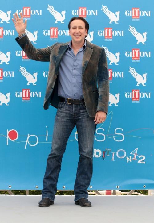 Photo №1513 Nicolas Cage.