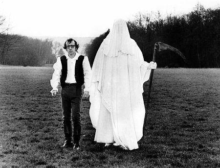Photo №1628 Woody Allen.
