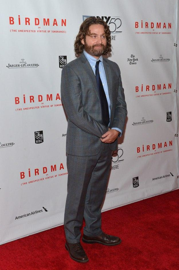 Photo №59499 Zach Galifianakis.