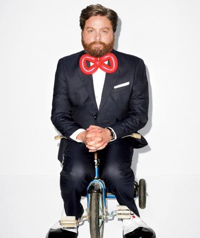 Photo №6663 Zach Galifianakis.