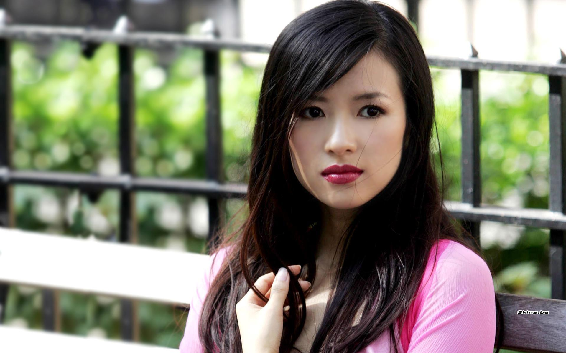 Фото красивых китаянок 20 фотография
