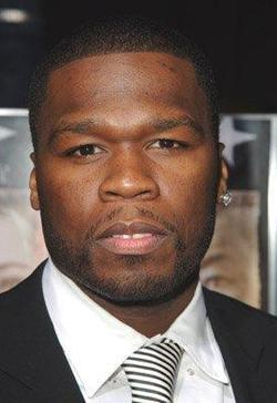 Recent 50 Cent photos