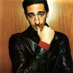 Recent Adrien Brody photos