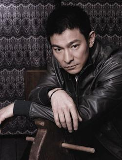 Recent Andy Lau photos