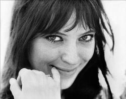Recent Anna Karina photos