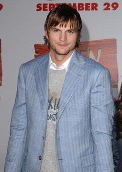 Recent Ashton Kutcher photos