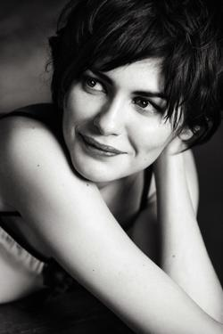 Recent Audrey Tautou photos