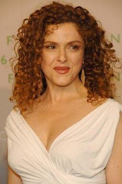 Recent Bernadette Peters photos