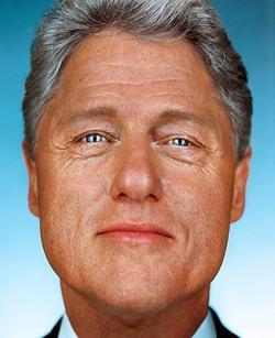 Recent Bill Clinton photos
