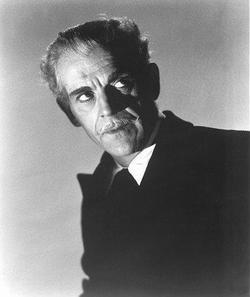Recent Boris Karloff photos