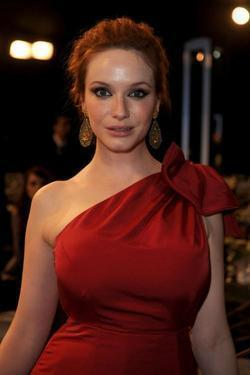 Recent Christina Hendricks photos