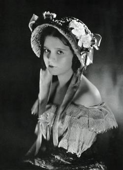Recent Clara Bow photos