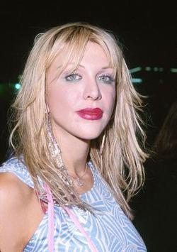 Recent Courtney Love photos