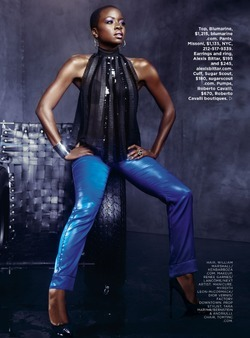 Recent Danai Jekesai Gurira photos