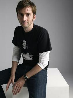 Recent David Tennant photos
