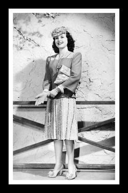 Recent Deanna Durbin photos