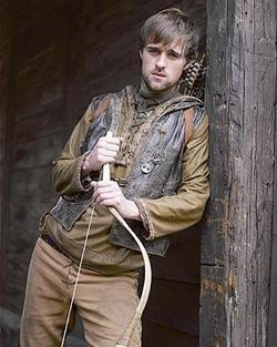Recent Jonas Armstrong photos