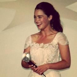 Recent Emilia Clarke photos
