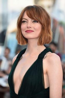 Recent Emma Stone photos
