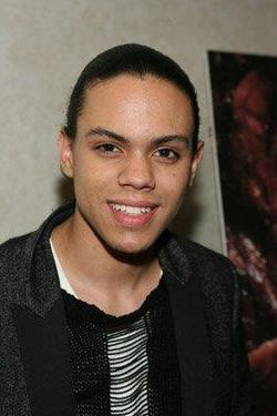 Recent Evan Ross photos