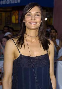 Recent Famke Janssen photos