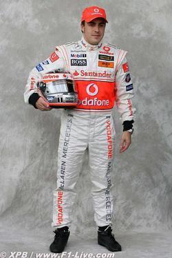 Recent Fernando Alonso photos