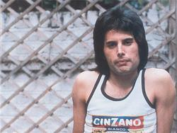 Recent Freddie Mercury photos