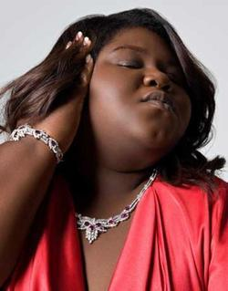Recent Gabourey Sidibe photos